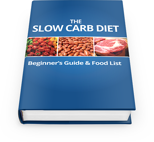 Slow Carb Diet Beginner's Guide and Food List